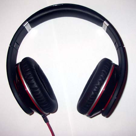 Vue d'ensemble du casque Beats de Monster