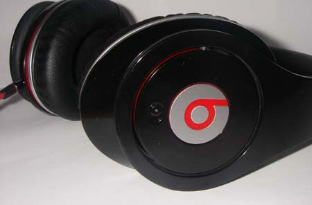 Interrupteur du casque Beats de Monster